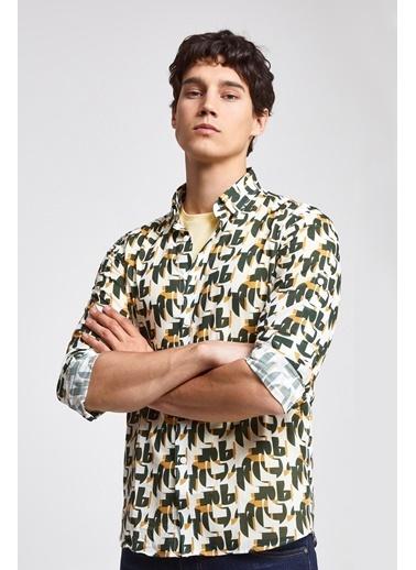 TWN Gömlek Renkli